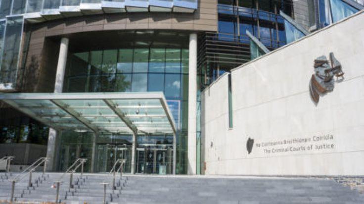 WATCH: Three Units Of Dublin Fire Brigade Battled A Fire In A