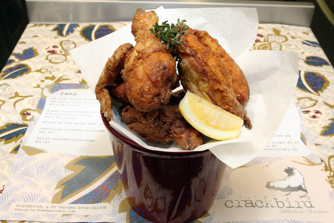 chicken crackbird