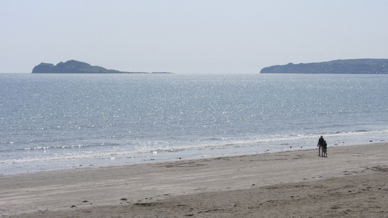 Portmarnock Beach Landscape