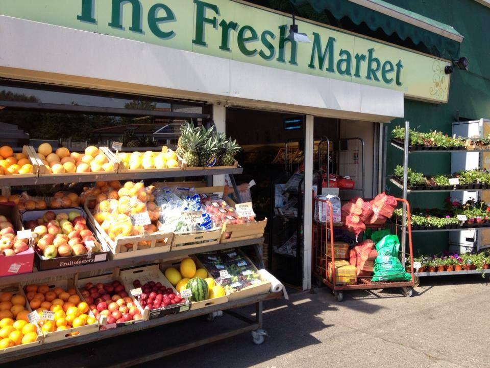 Fresh Market Marino