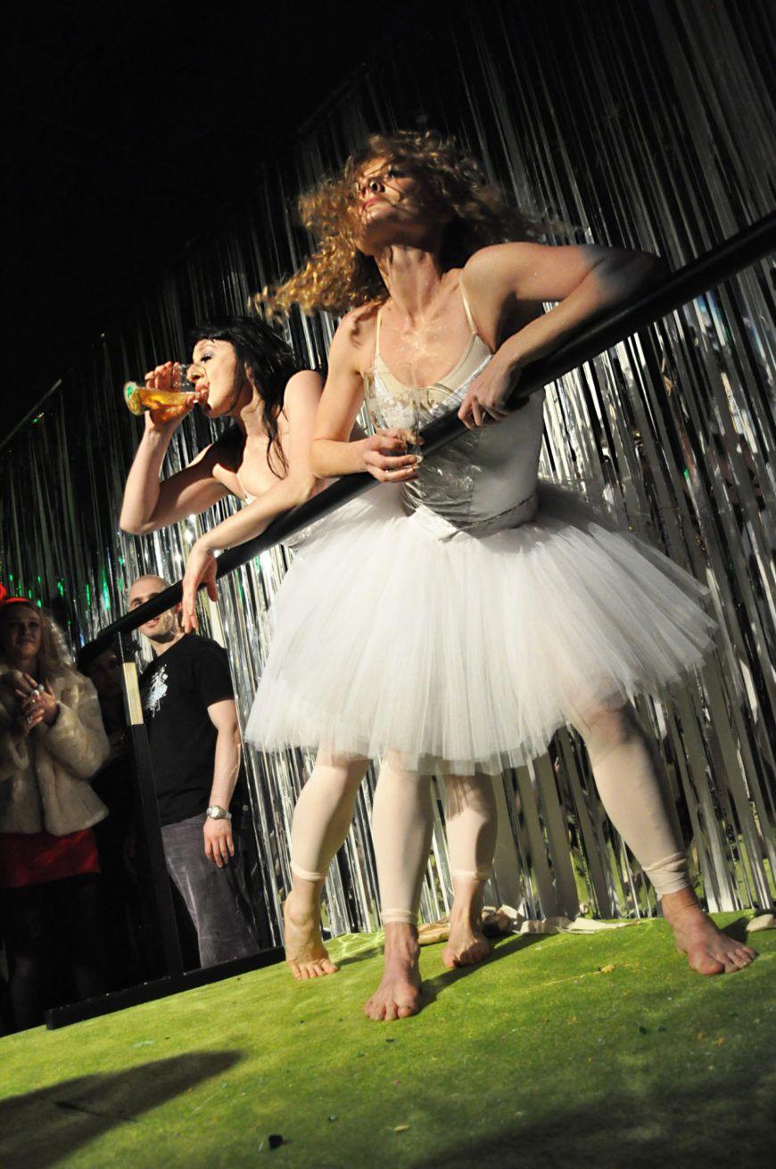 WERK Ballerinas PeterFingleton