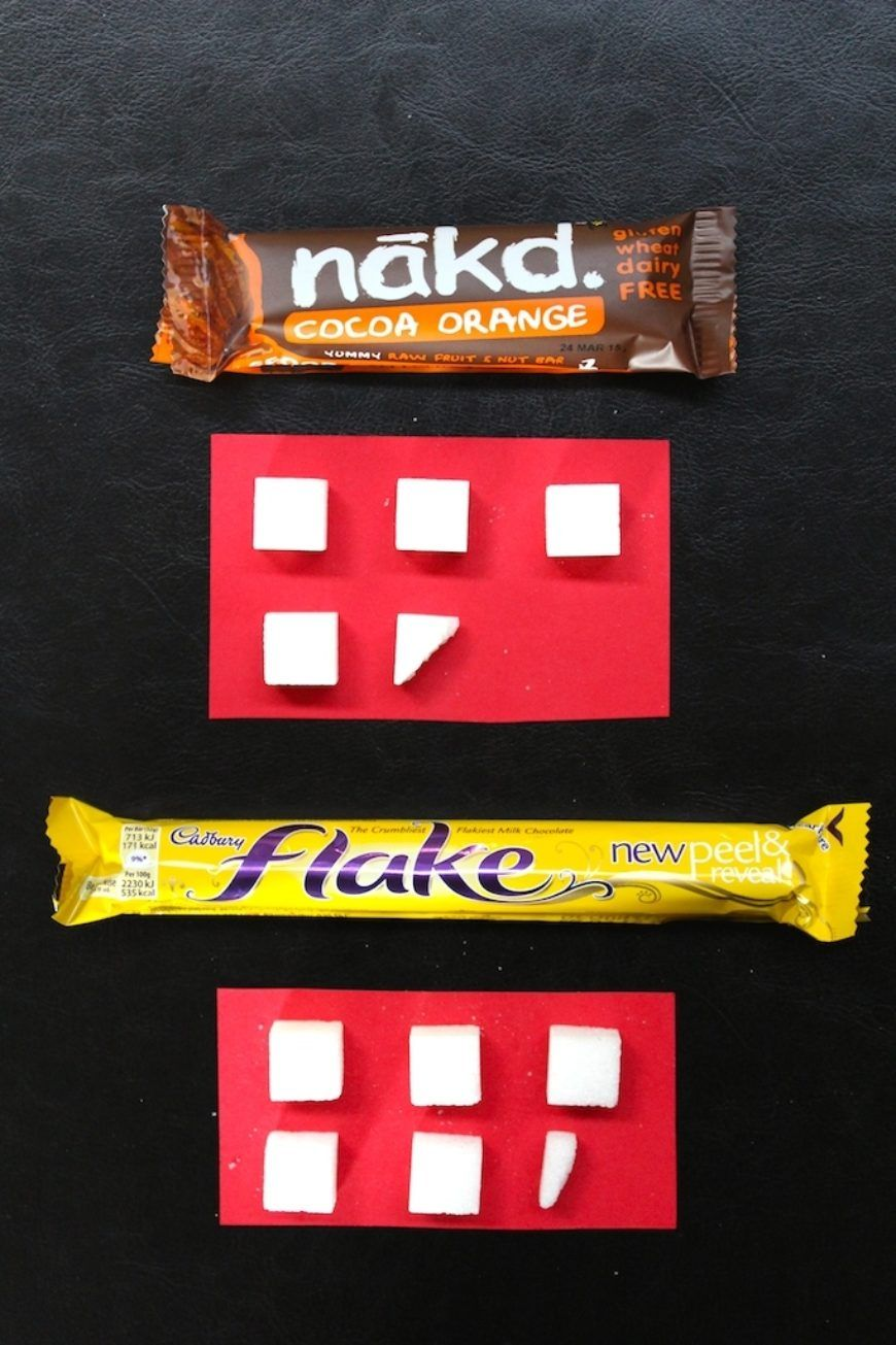 NAKD-FLAKE