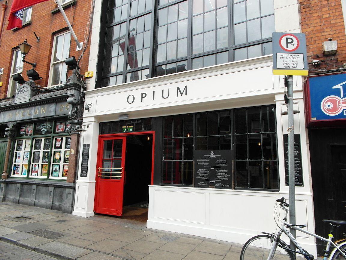 Opium Front