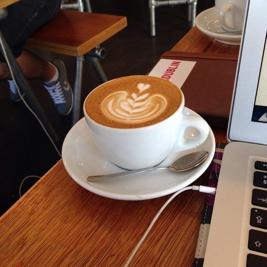 coffeelaptop