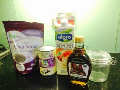 Ingredients-chia