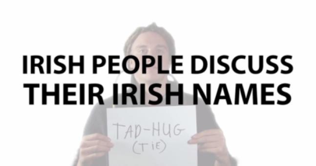The Irish Names Nobody Can Pronounce | LovinDublin