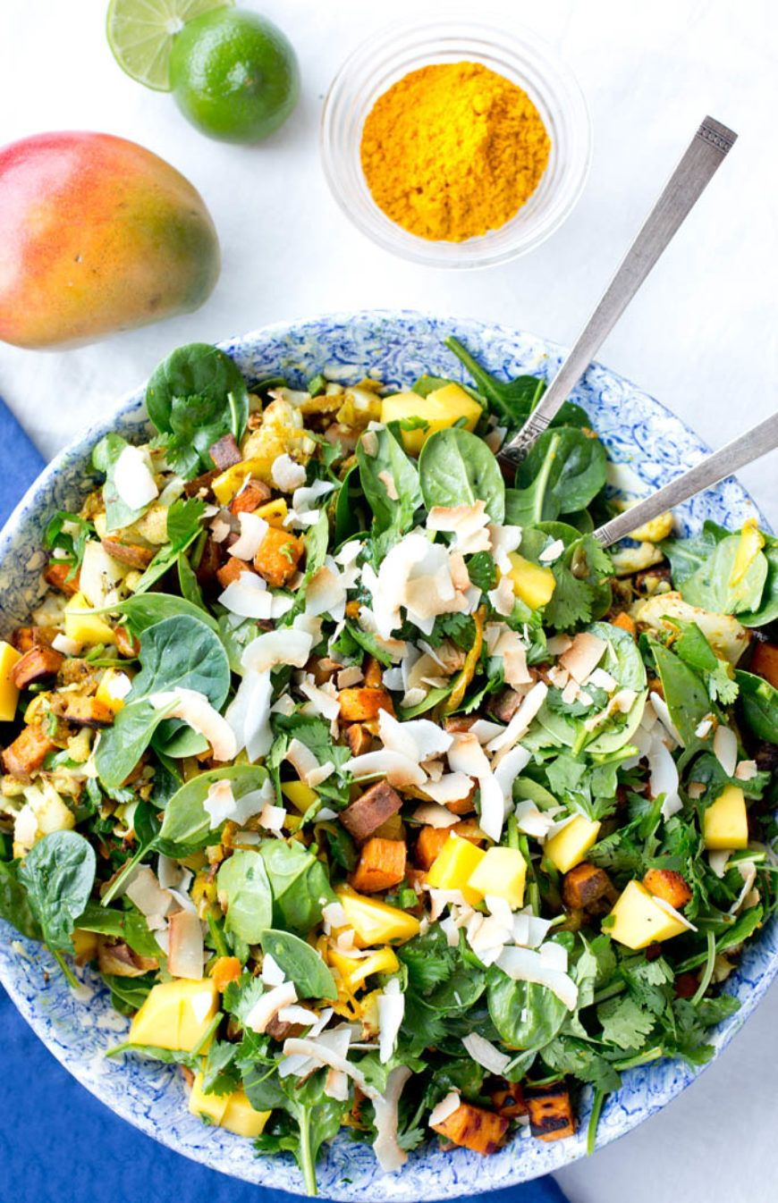 indian-spinach-mango-curried-sweet-potato-salad-vegan-gluten-free-final-ourfourforks