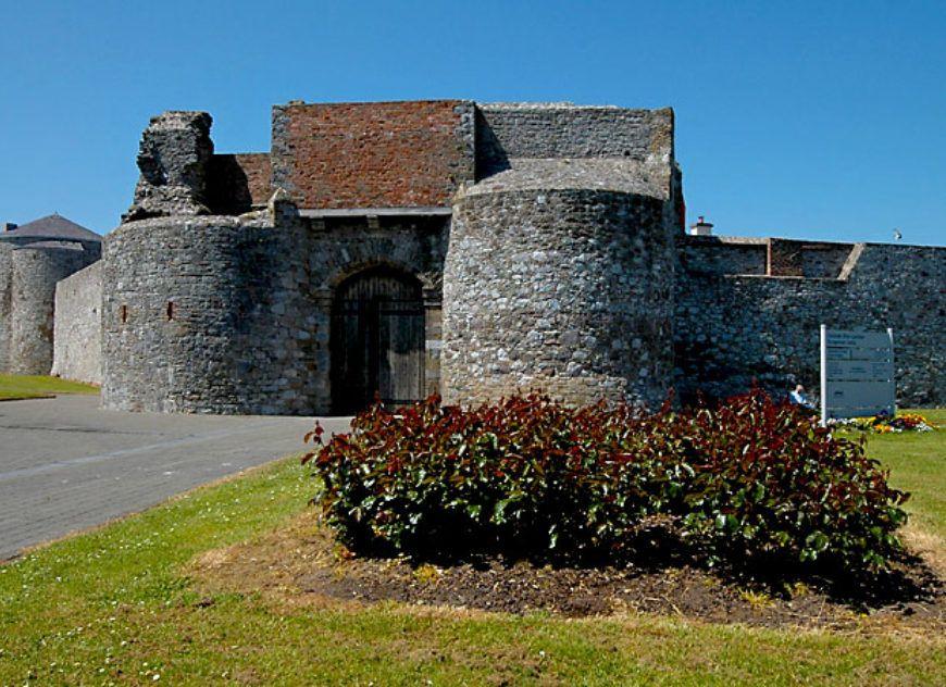 Dungarvan-Castle