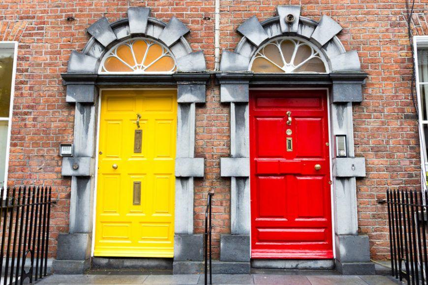 LovinDublin Doors