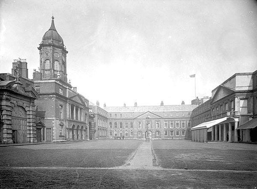 Old-Dublin-Castle