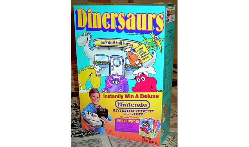 11-Dinersaurs
