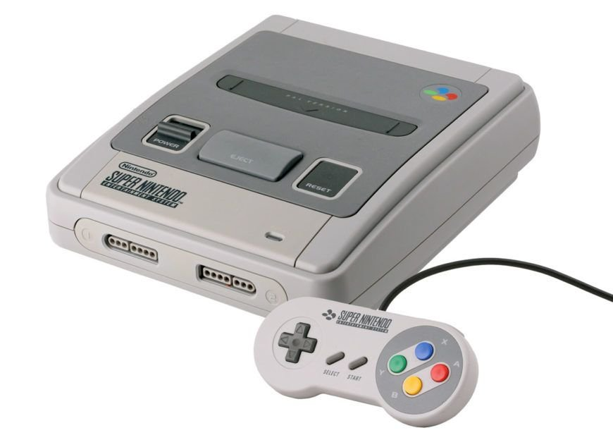 Wikipedia SNES PAL