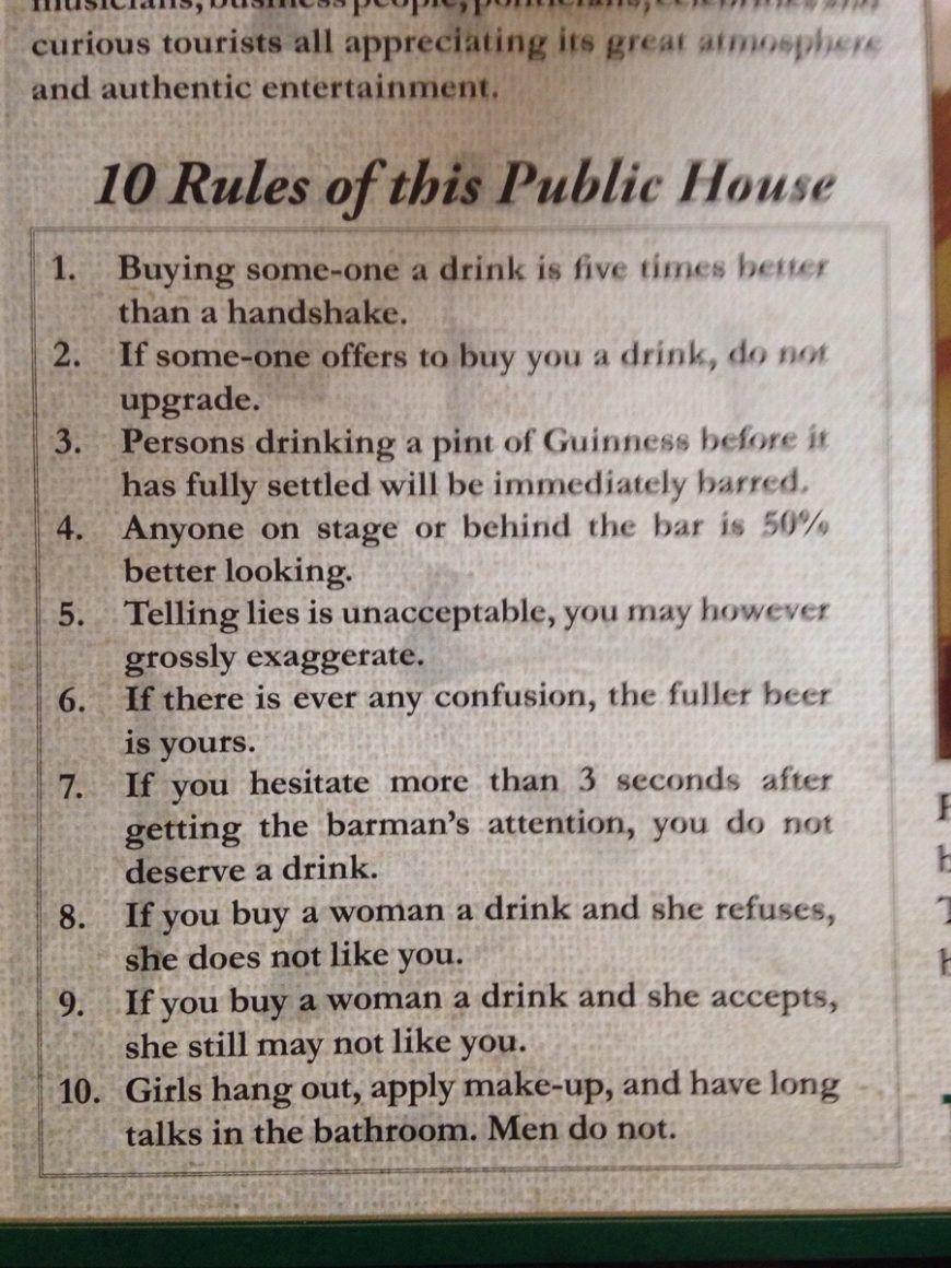 Pub-rules