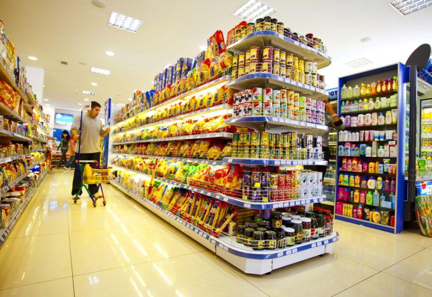 SAS Supermarket - interior- 4