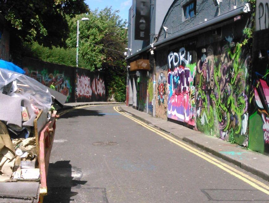 Whelans-alley