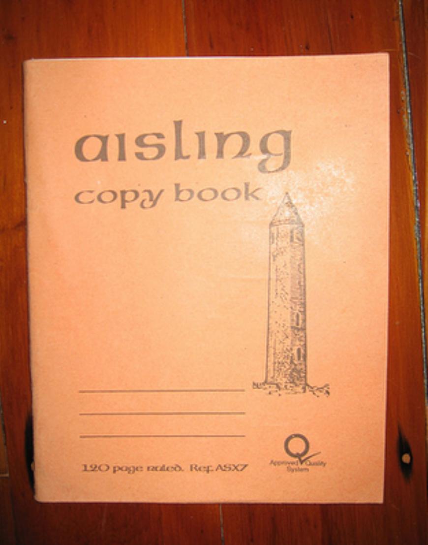aisling-copybook
