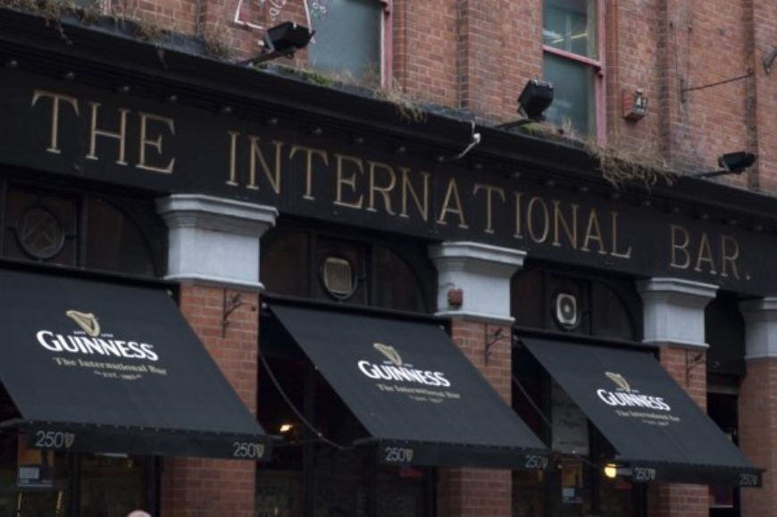 International-Bar
