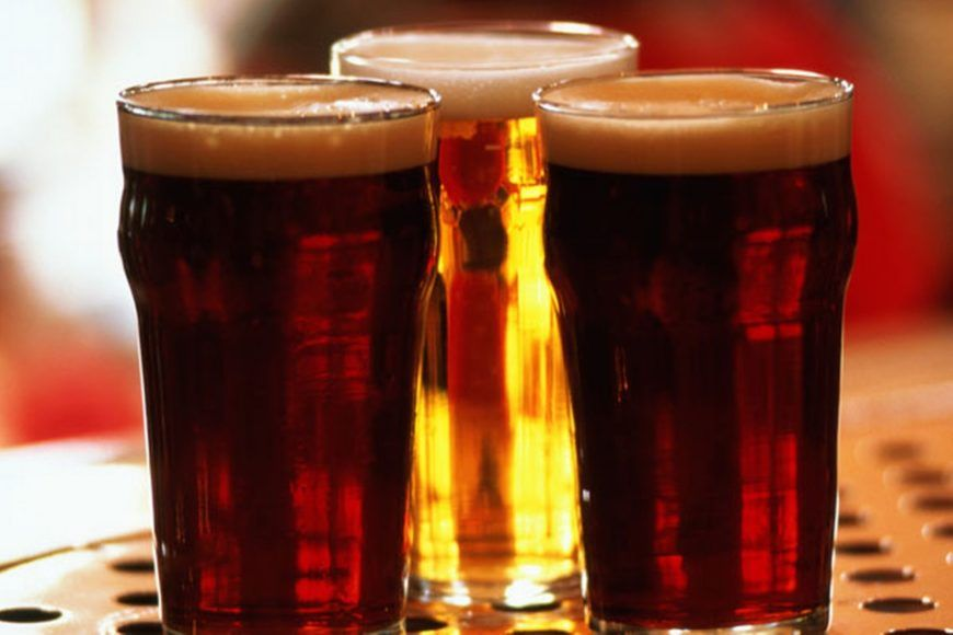 Pints-of-beer