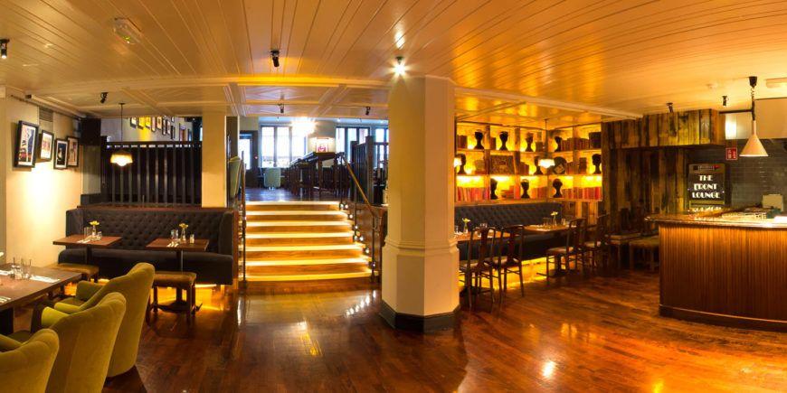 Paul O Connell Front Lounge Bar Dublin