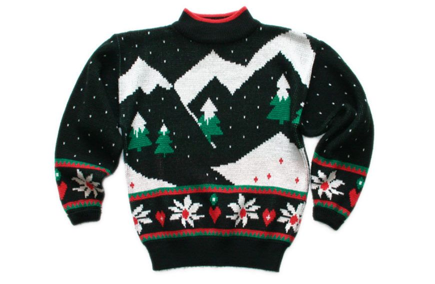 9-Christmas Sweater