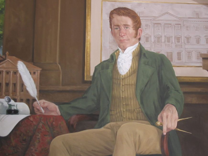 JamesHoban-Architect-of-the-White-House