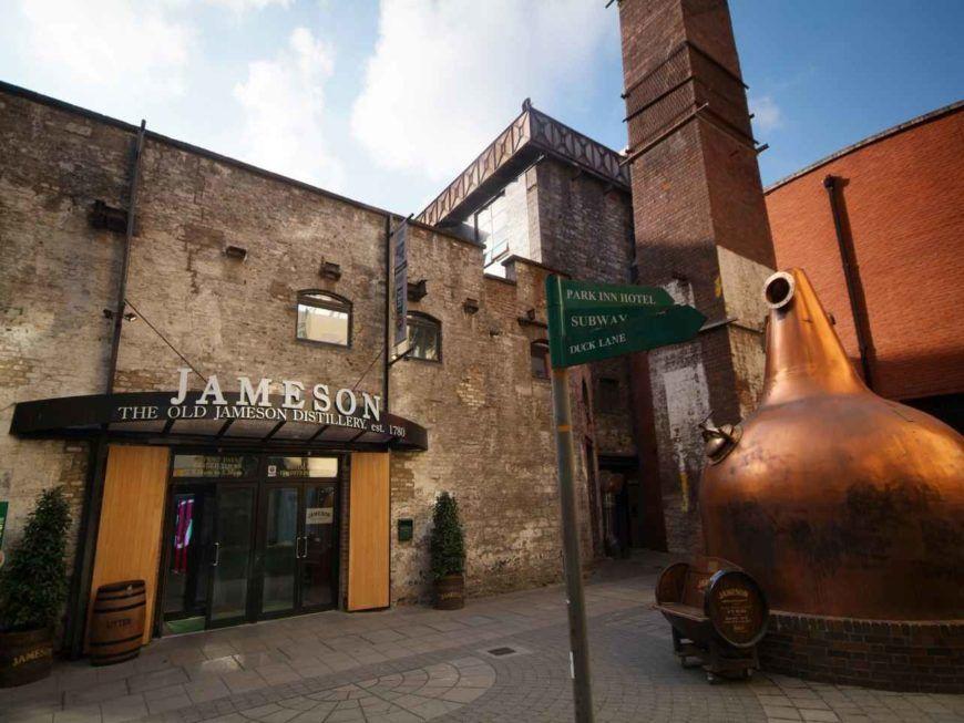 Jameson-Distillery