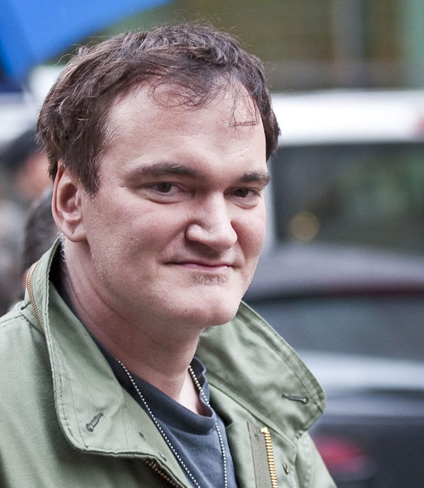 Quentin Tarantino Berlin Film Festival 2009 2 cropped