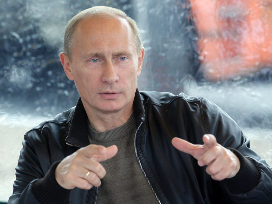 Vladimir Putin 12020