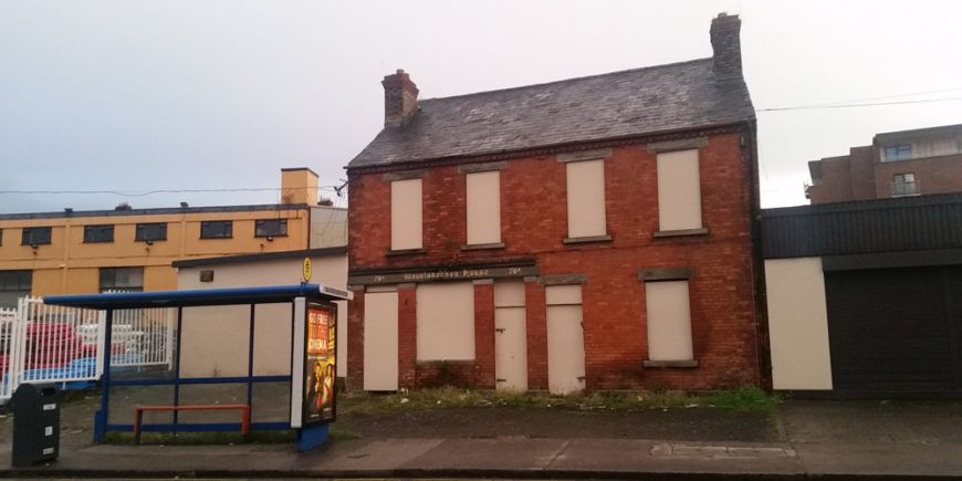 LovinDublin derelict houses5