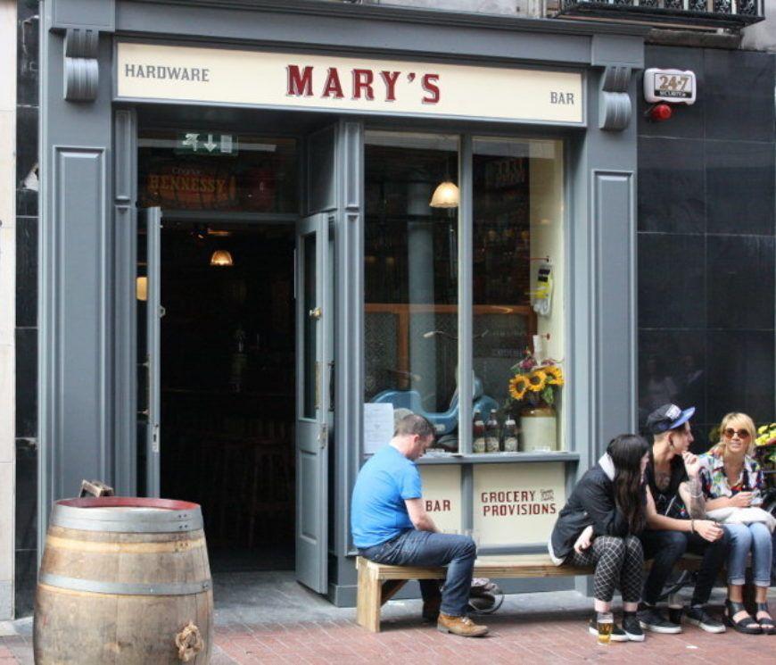 Marys-Bar