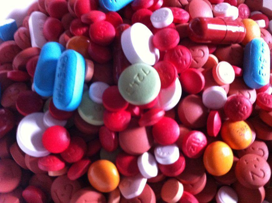 Assorted Pills 3