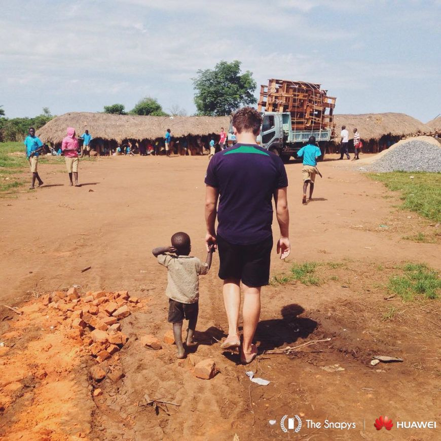 Huawei-Snapys-Winner-Charity