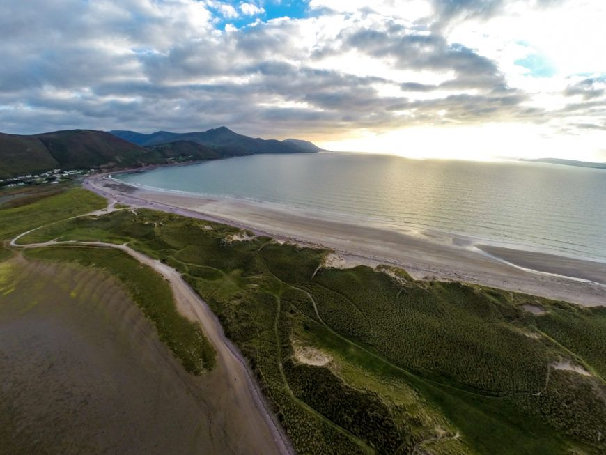 Rossbeigh-Strand-Kerry