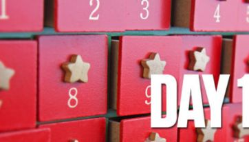 Advent Calendar Day 1: WIN! A Whopper Present From Hampers & Co