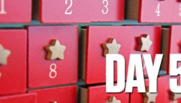 Advent Calendar Day 5: WIN! A Pile Of Goodness from Lotts & Co