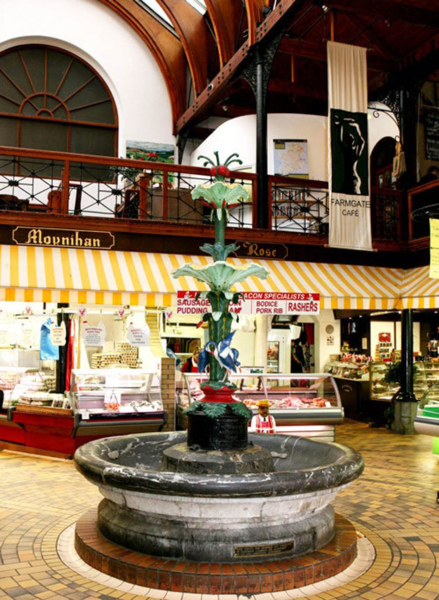 4  English Market Fountain 8
