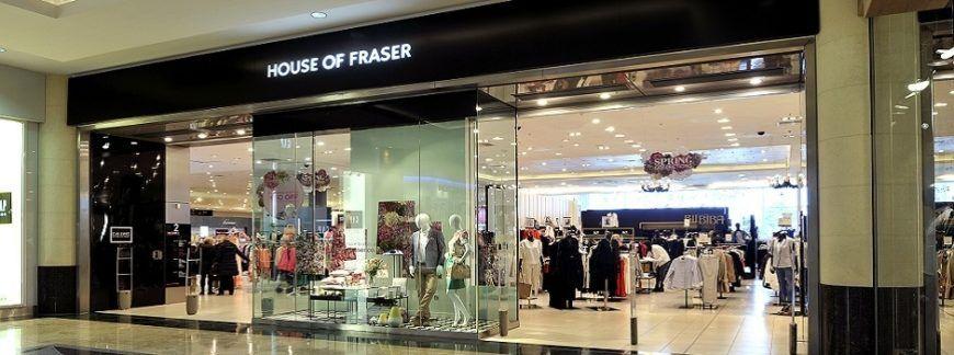 6  House Of  Fraser