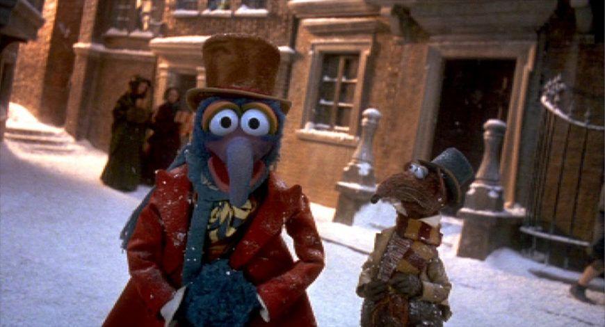 8 Muppets