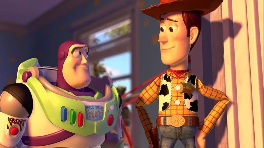 9 Toy Story