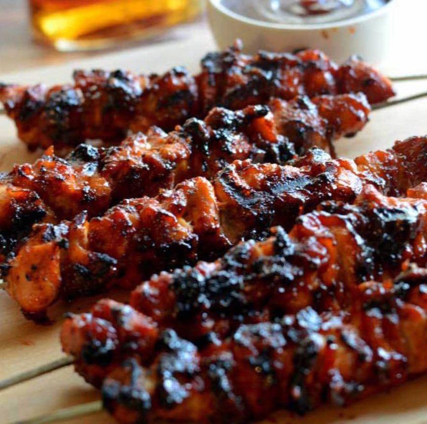 5 Baconburbkebabs