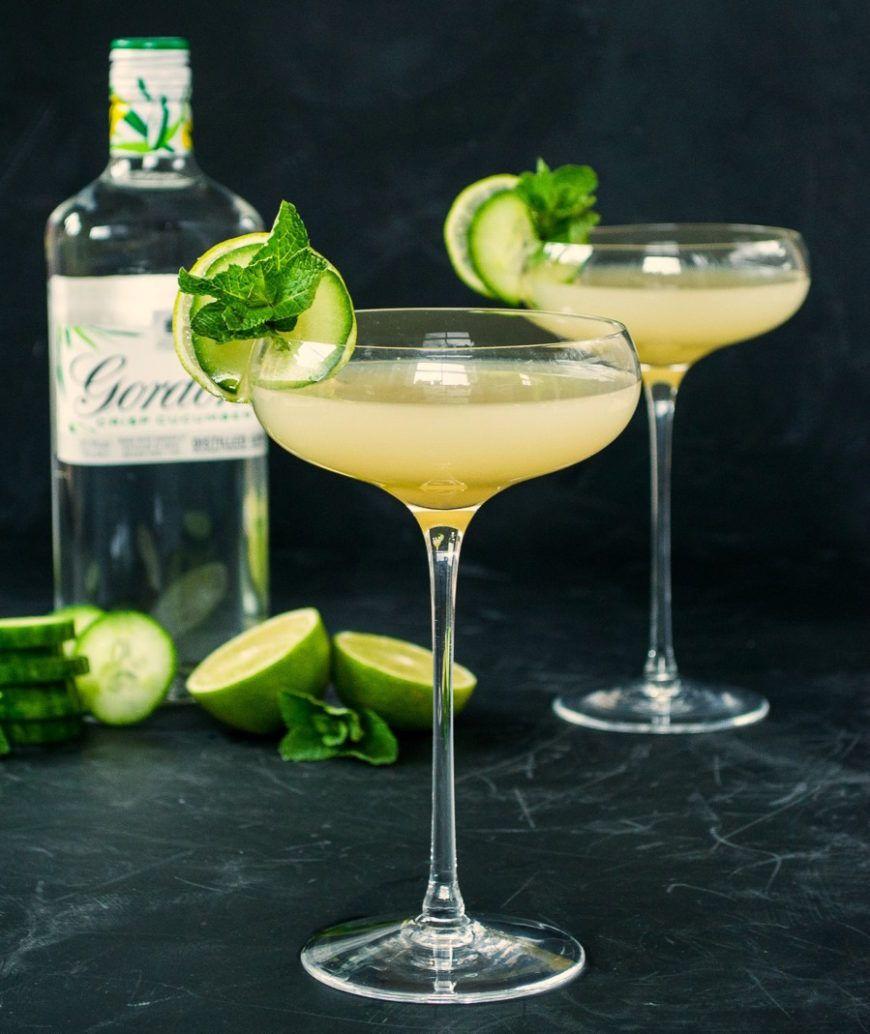 7 English Garden Cocktail