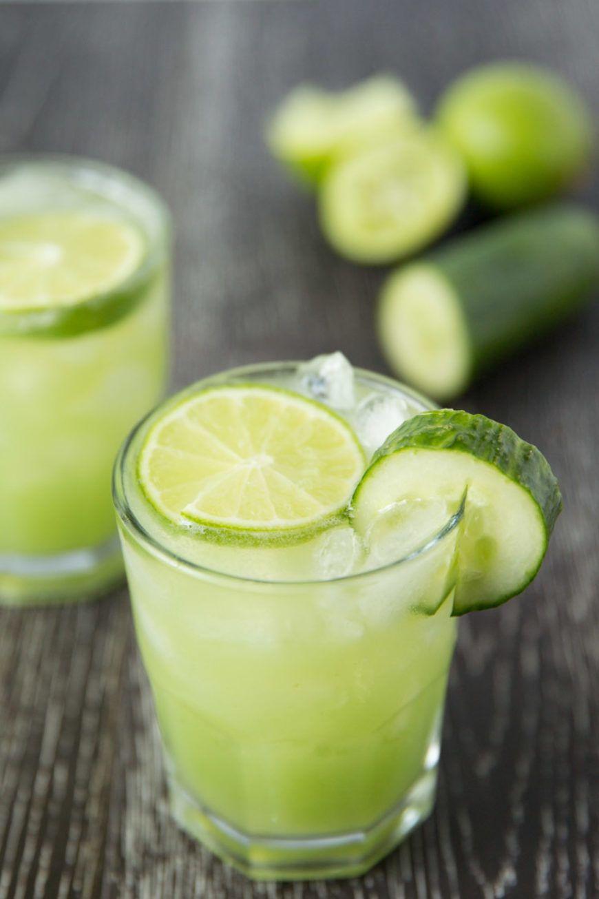 8 Refreshing Cucumber Lime Margaritas 1