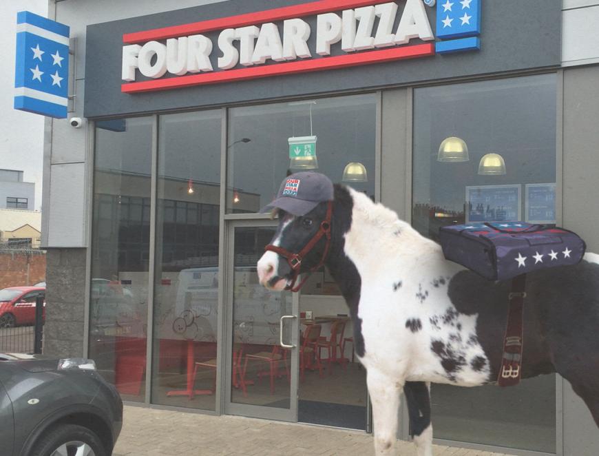 Four Star Pizza