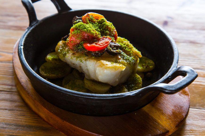 Osteria Lucio Fish