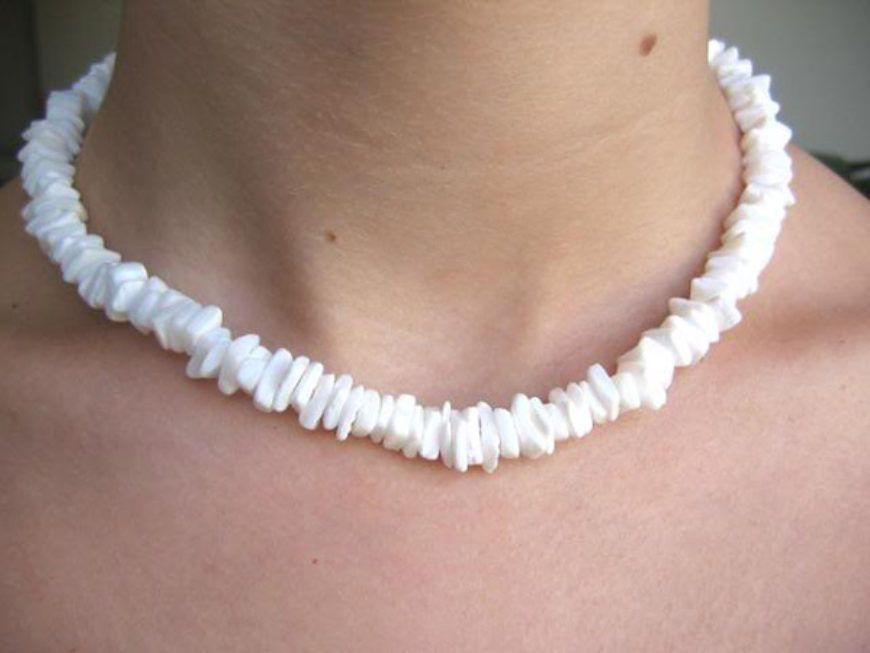 Puka Shell Necklaces