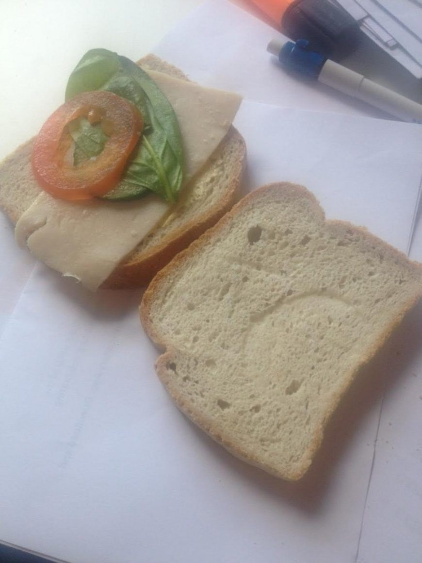 Turkey Sandwich Main Body