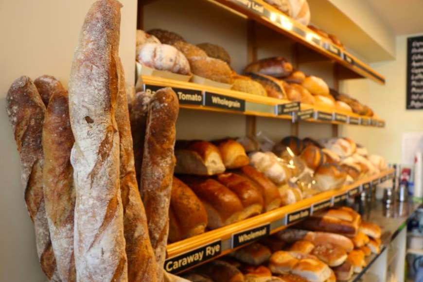 Array Of Breads