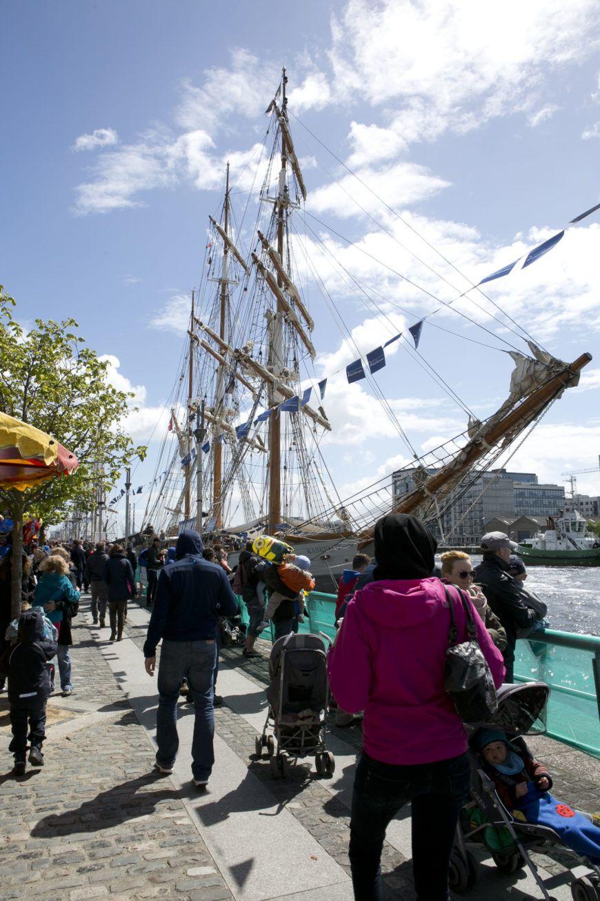 Dublin Port Riverfest Image 3