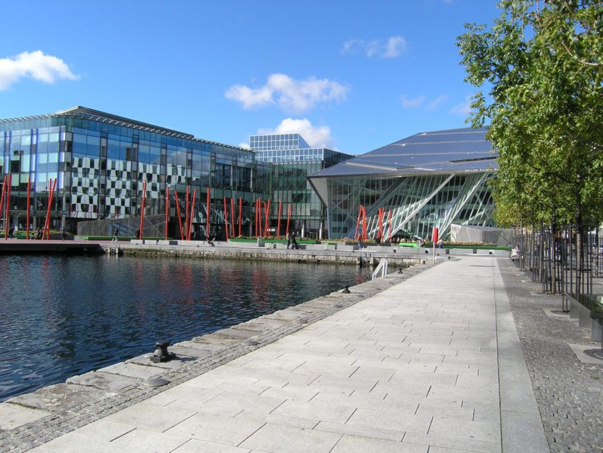 Grand-canal-dock