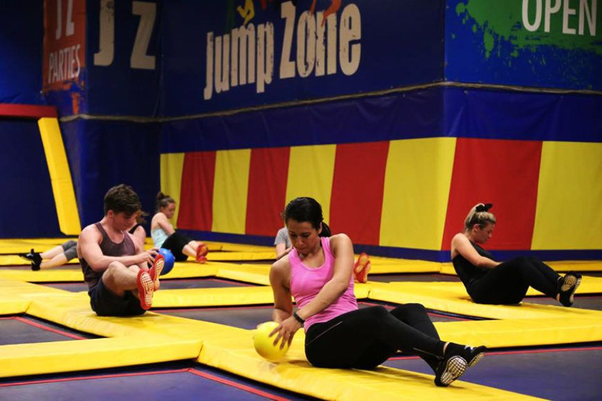 Jumpzone Fitness